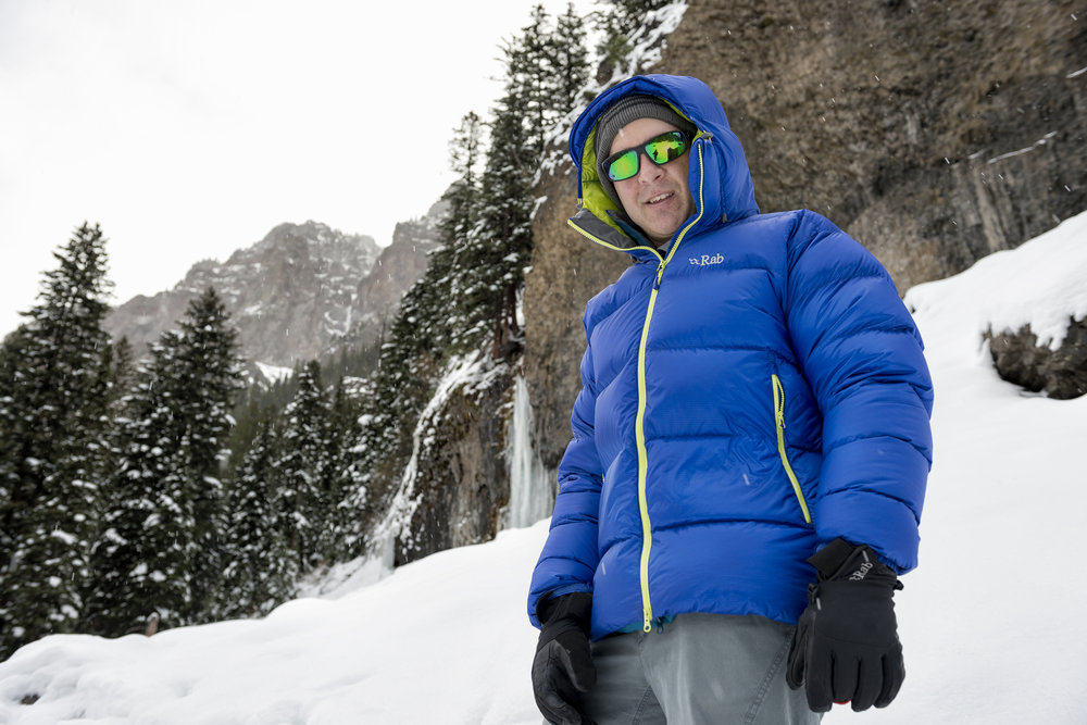 The RAB Neutrino Edurance Jacket
