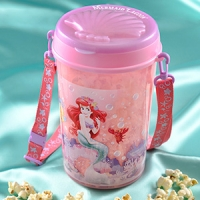Little Mermaid Popcorn Bucket  1600 yen    ♦ Disney Sea exclusive!