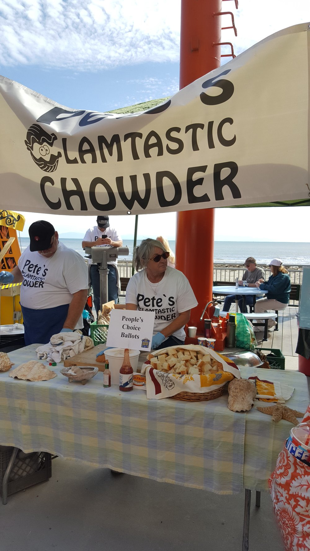 Pete's Clamtastic by Peter Waligora