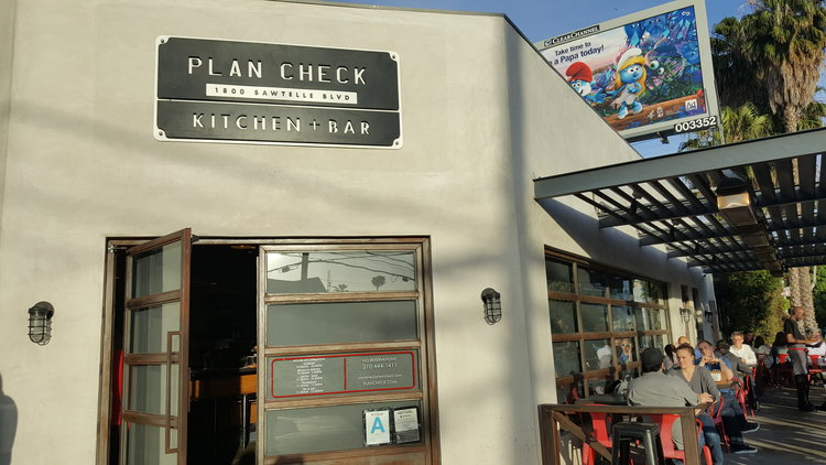 plan check kitchen bar in sawtelle los angeles oishii moments - Plan Check Kitchen