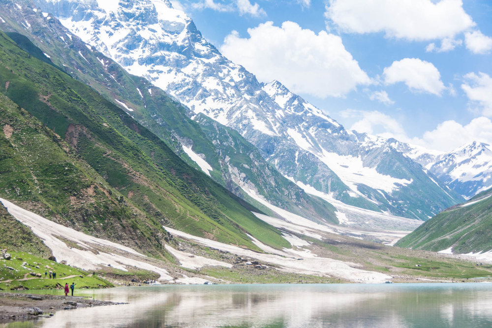 Naran was recommended to us by many Pakistanis, and to be fair, the surroundings were beautiful…