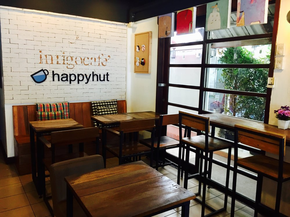 Happy Hut Cafe