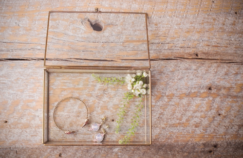 1140    Boite à vitrine / Glass Display Boxes    2