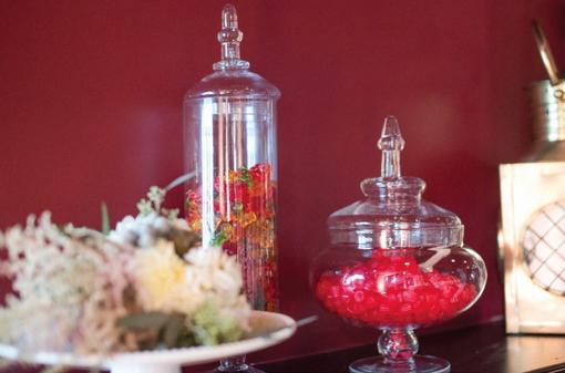 1039    Pots apothécaires à bonbons / Apothecary Candy Jars    7