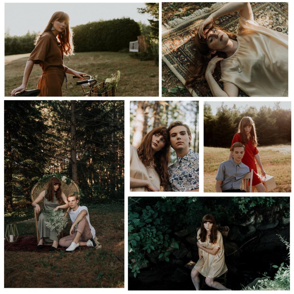 She+him   Lieu / Venue  La Maison Bohème   Photographe/Photographer  Yanique Fillion Photographie