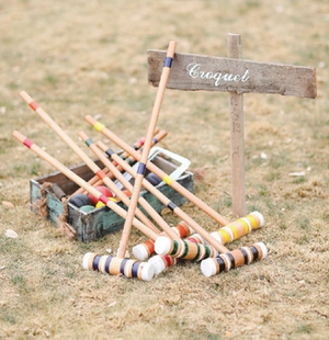 1104    Jeux de croquet / Croquet Game set    1