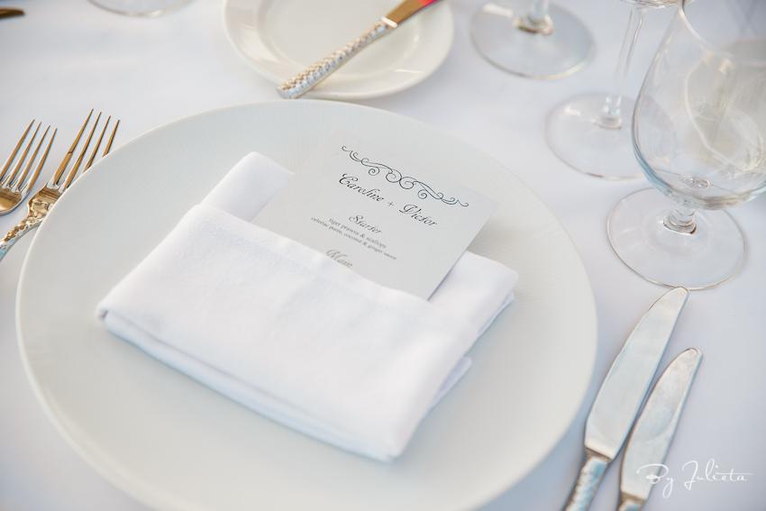cabo reception dinner