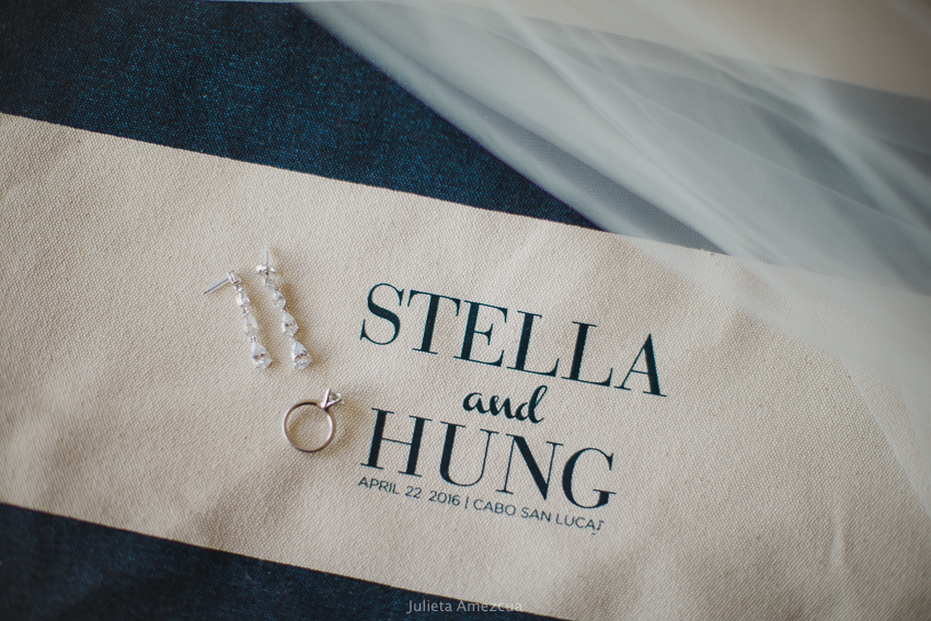 sheraton wedding details