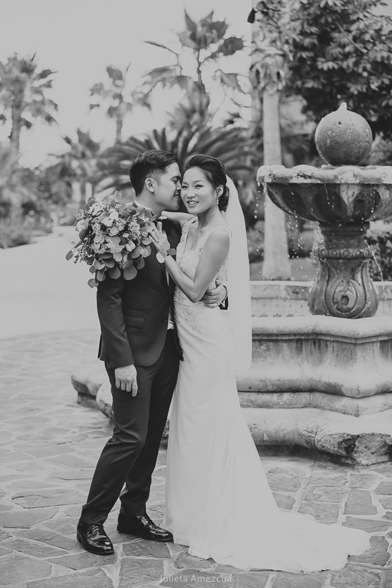 cabo portraits wedding
