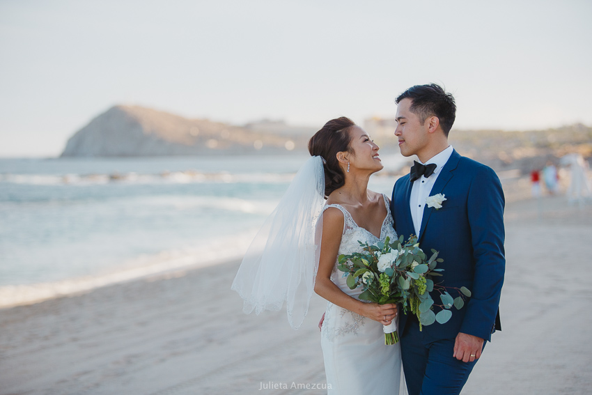 cabo wedding photo