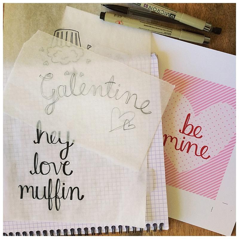 valentine sketches