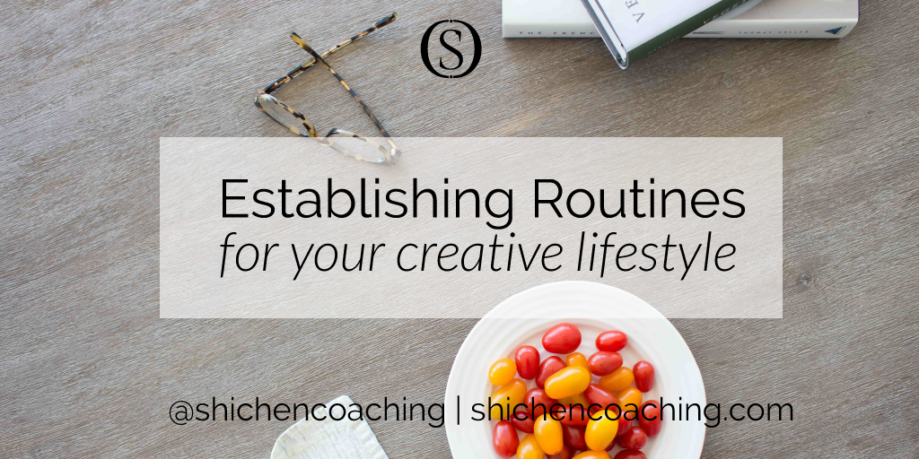 Establishing-Routines