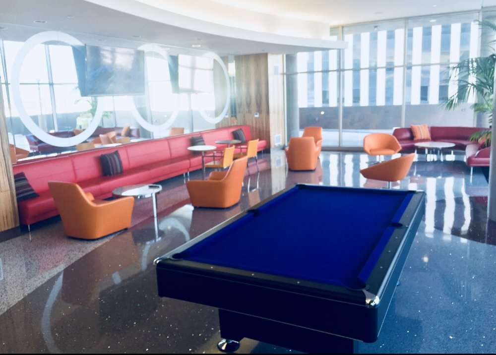 - Tip: If you live in an apartment see if you can reserve the community room in advance. This allows you to host, view, and play party games all in one space.