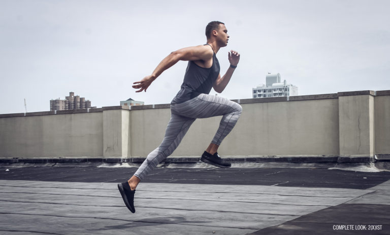 Fashion & Function - They don't call me the expert of all things Athleisure for nothing! I teamed up with Distinct Homme to bring high end fashion and function together.