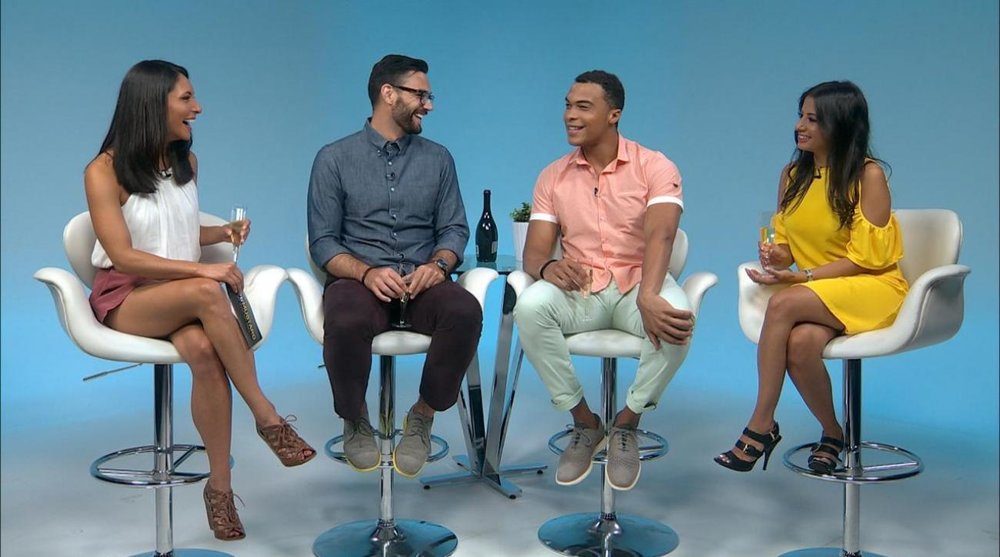 Sports Illustrated : Sports Style Swipe - See my do's and don'ts on NFL Fashion with the fun cast of Sports Style Swipe