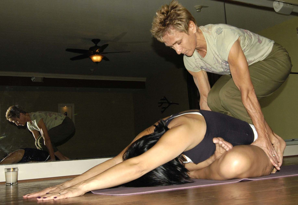 Yoga Posture Assist
