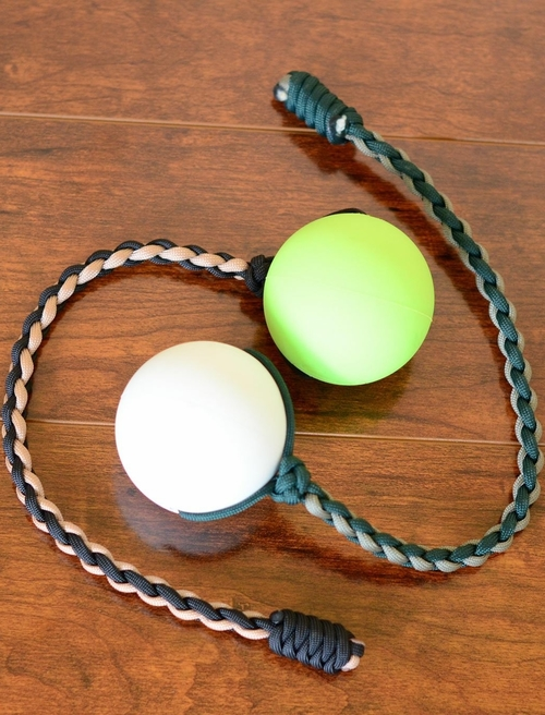 Hand Crafted Paracord Ball — Hillview Store b22b7529d