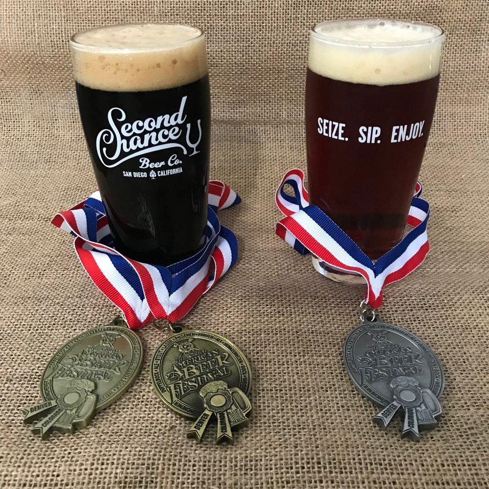 GABF Medal-Winning Beer