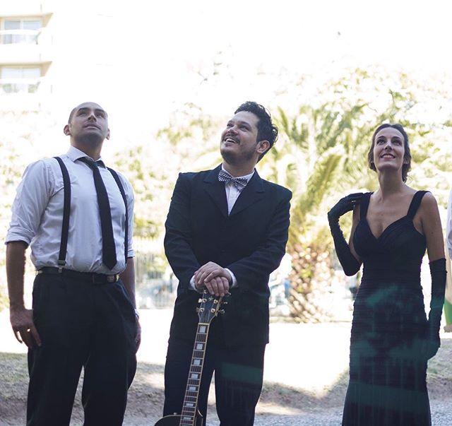 Momentos capturados de una tarde especial ✨ Ph: Constanza Ferreyra . . . . #vintageboulevard #jazzband #music #bossa #musicaparaeventos