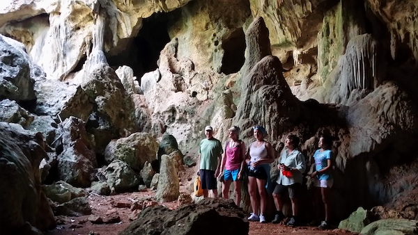 Cuba Adventure Company Rock Climbing Caves