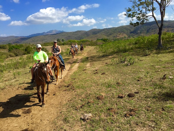 Cuba Adventure Company Horse Back Riding