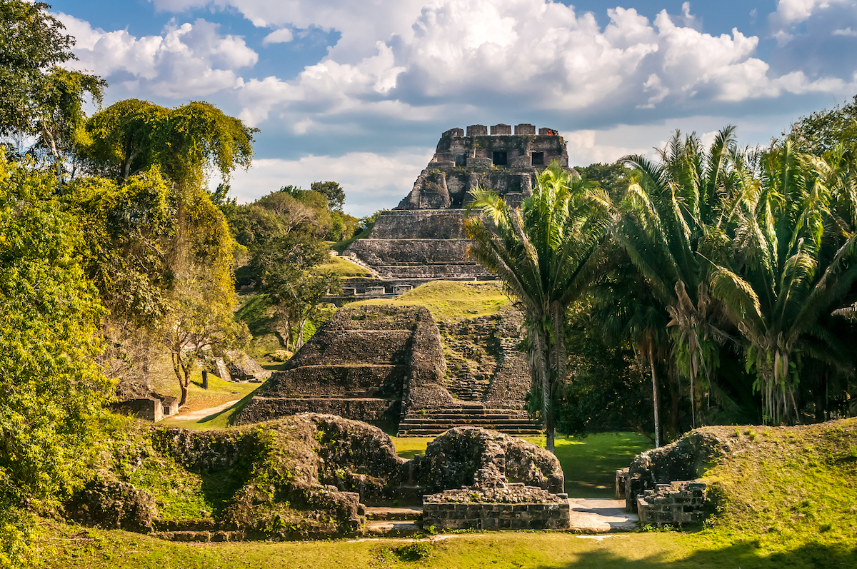 Cuba Adventure Company Arrive / Mayan Ruin Centers