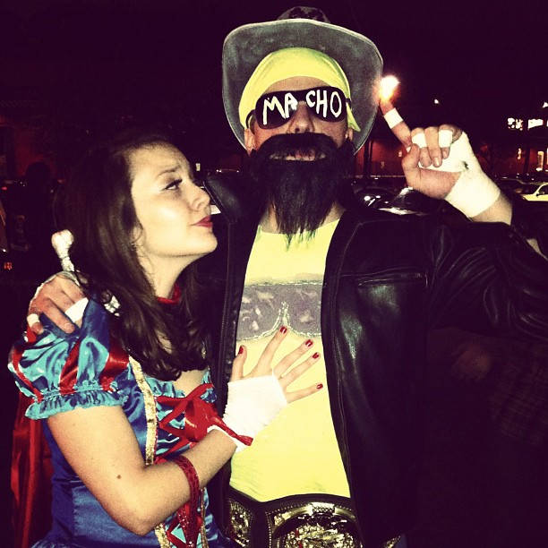 2013 – Macho Man Randy Savage
