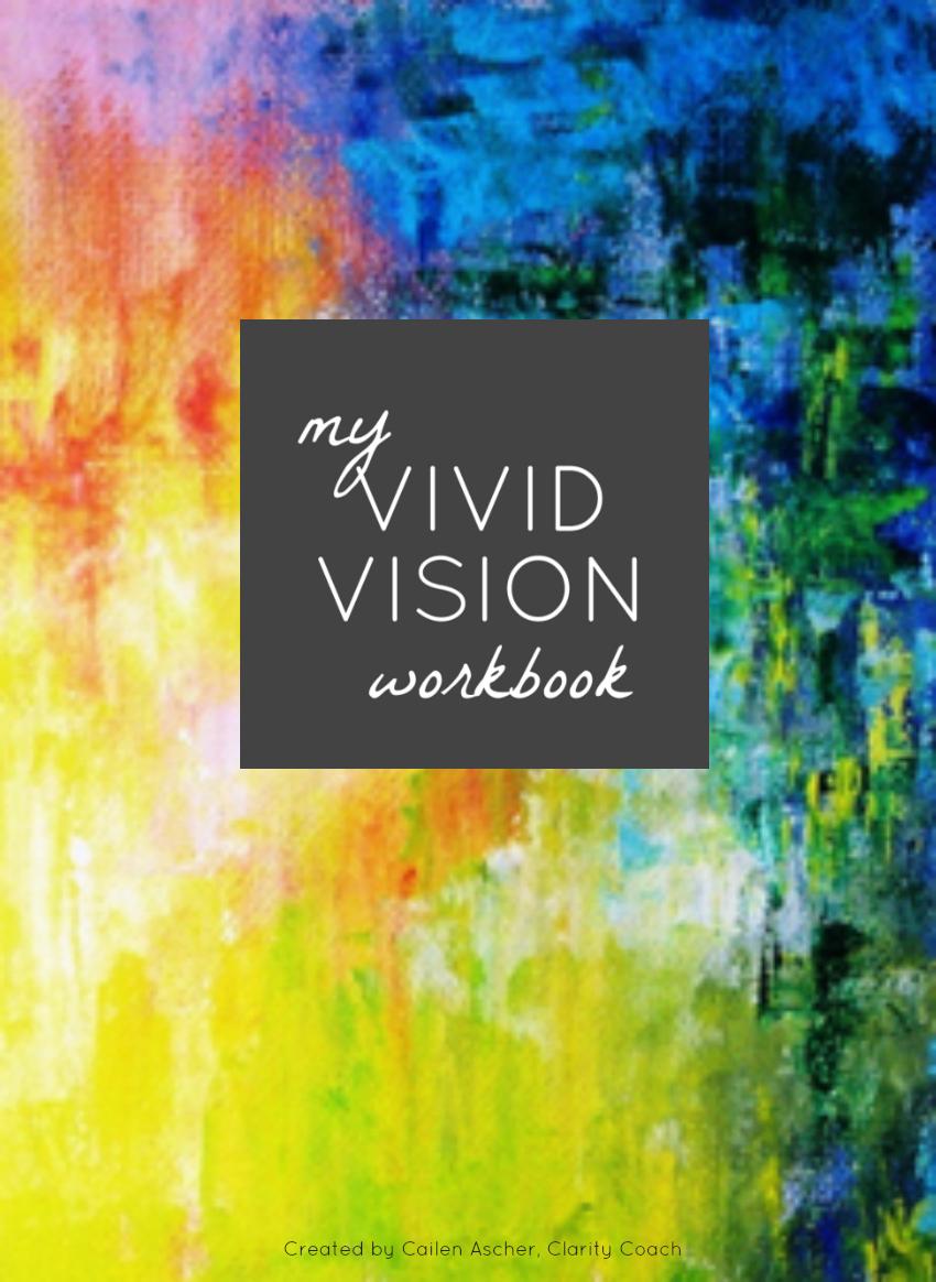 VIVID VISION cover