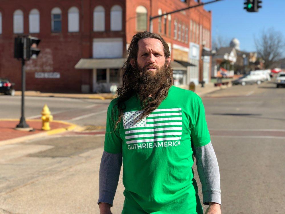Tyler Griffin GuthrieAmerica Downtown
