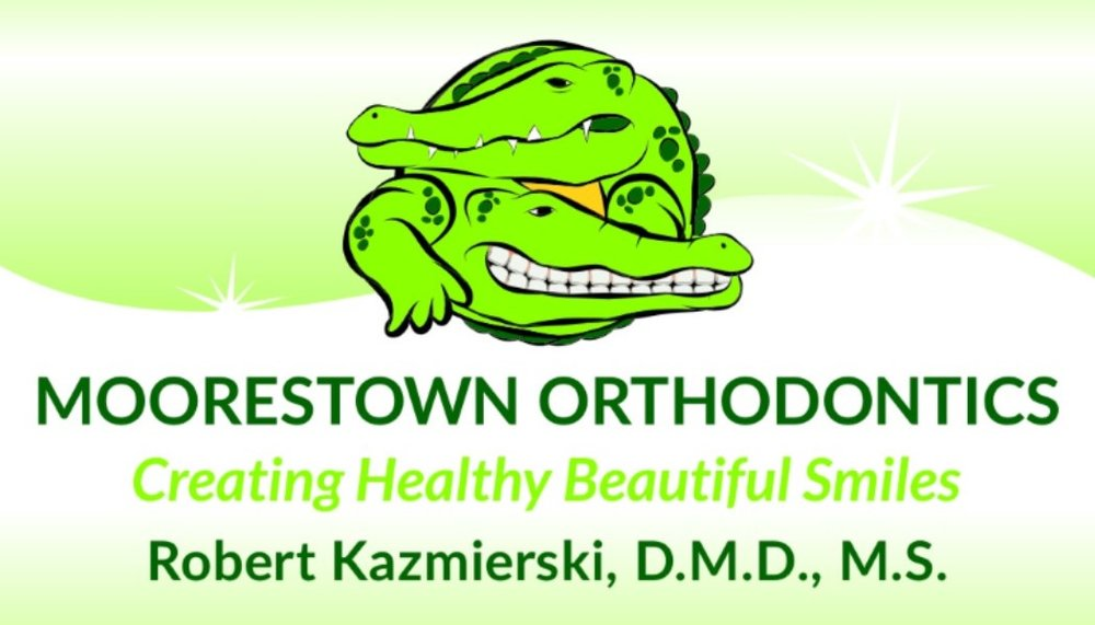 Brought to you by: M oorestown Orthodontics & Dr Kazmierski, D.MD., M.S.