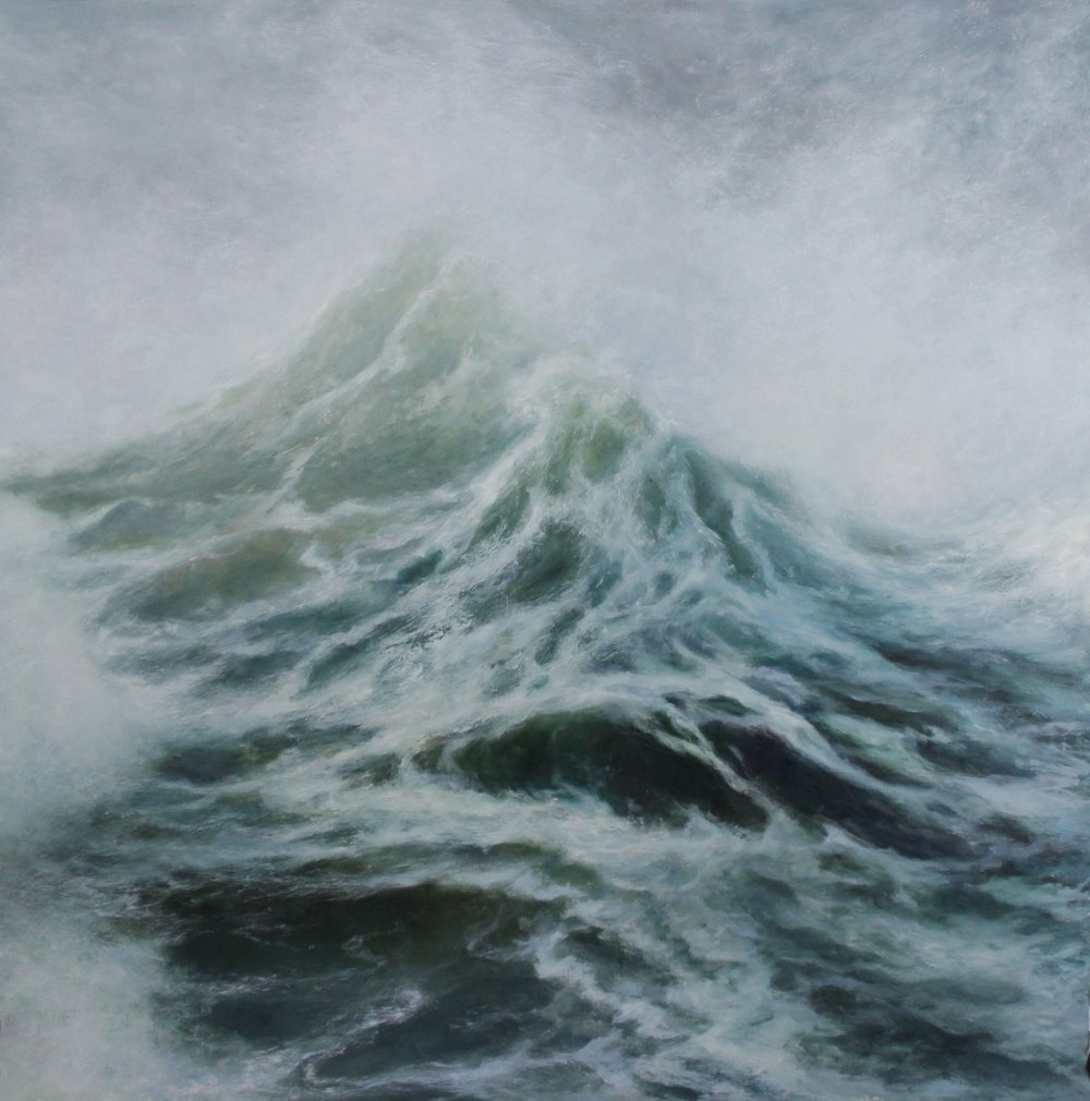 Wave Vignette