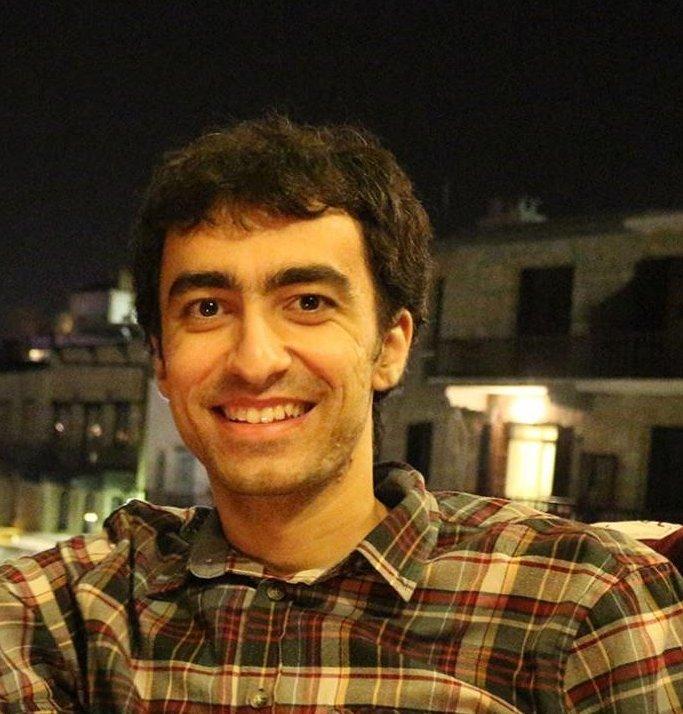 Serkan Sayin, PhD student