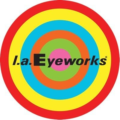l.a.Eyeworks is a fun and funky brand with unique colors and shapes. If you are looking for something unique l.a.Eyeworks is perfect for you.
