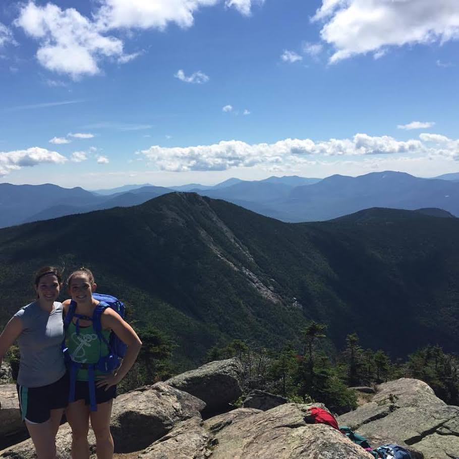 Hiking in the White Mountains: