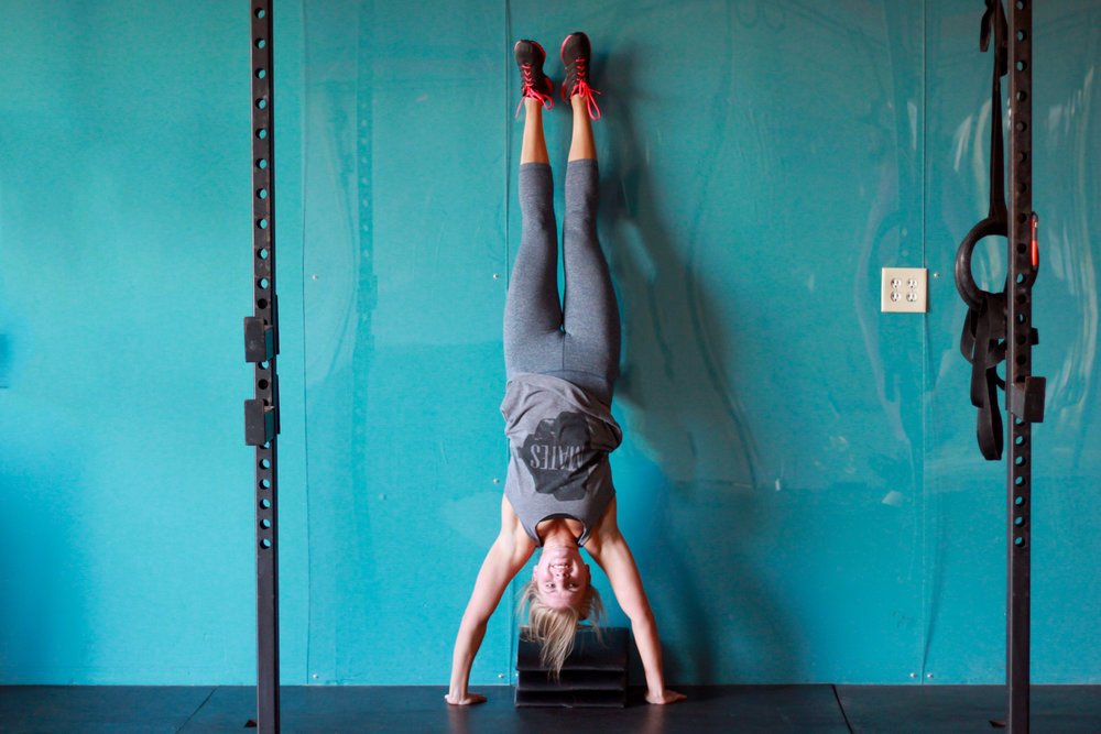 This athlete is only building strength through a small range of motion.