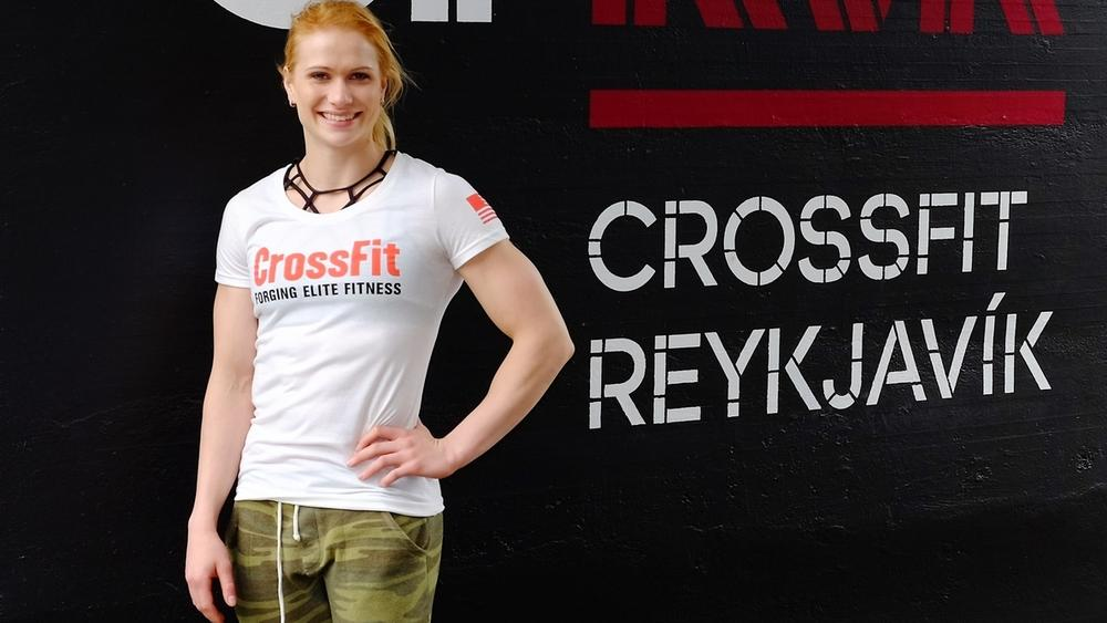Annie Thorisdottir's CrossFit Reykjavik