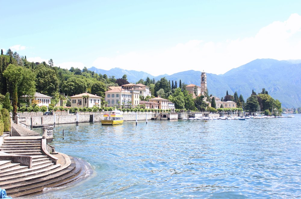Lake Como is a melting pot of German, Austrian, French and of course - Italian culture.