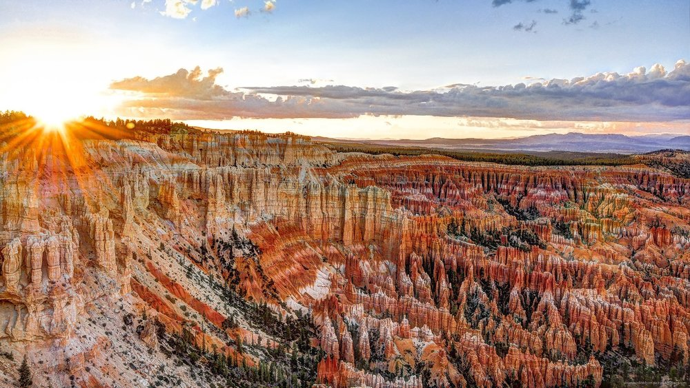 Bryce Canyon is going to be UNREAL once we get there.