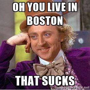 boston sucks meme