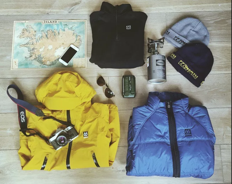 what to pack for iceland voyedge rx