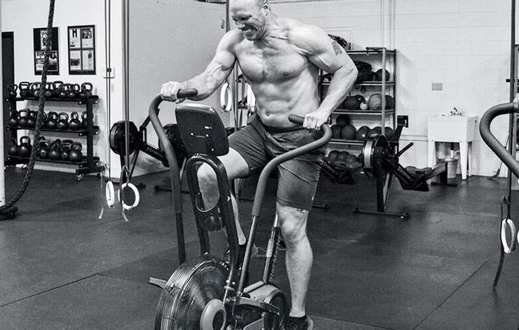 gym jones