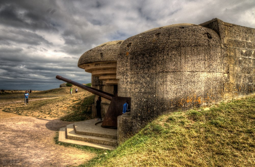 d day beaches / normandy