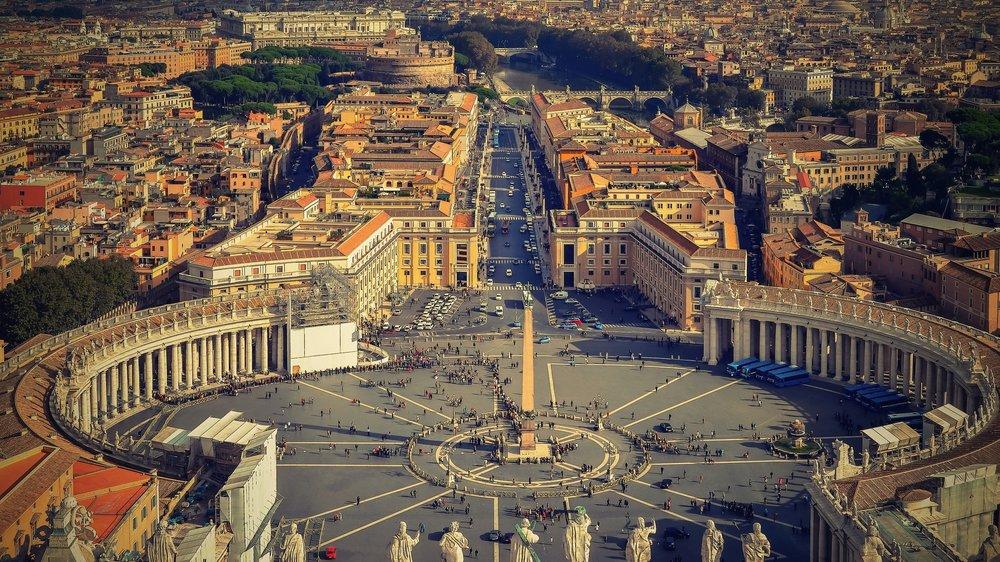 rome vatican voyedge rx