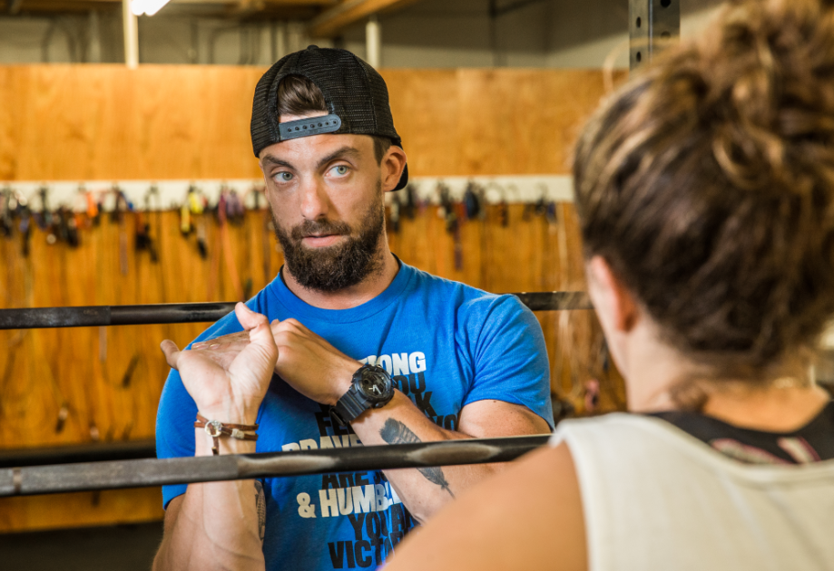 crossfit the port