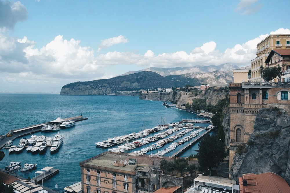 sorrento italy amalfi coast voyedge rx travel fitness