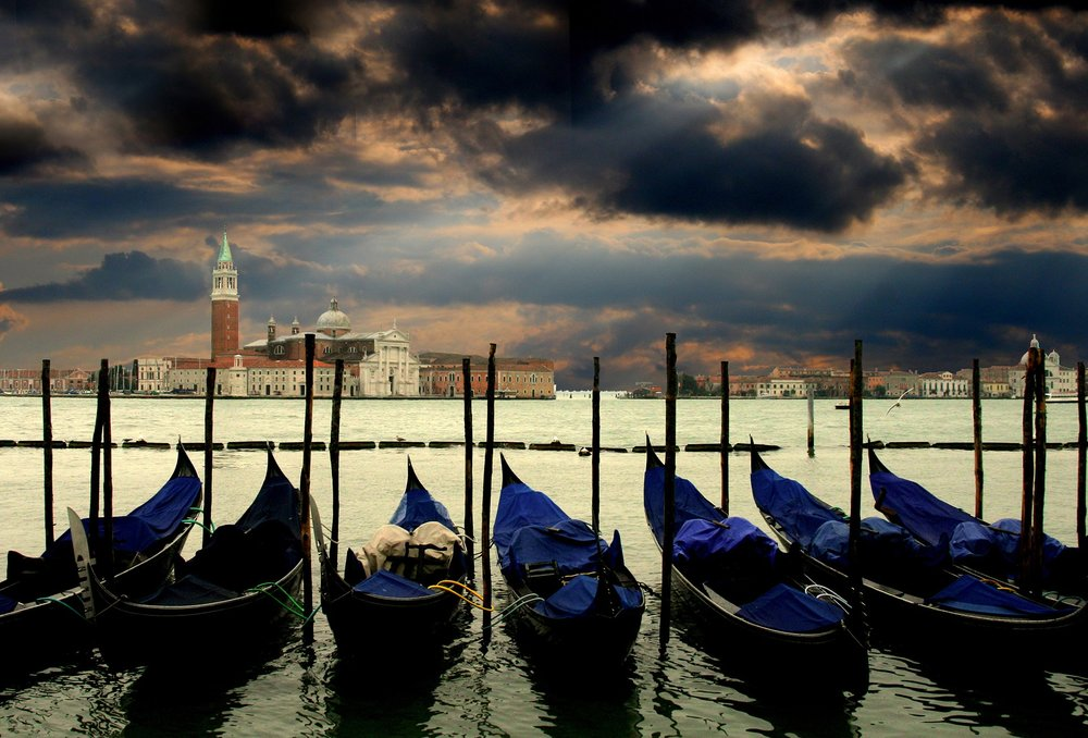 The sheer beauty of Venice will leave you questioning your existence.