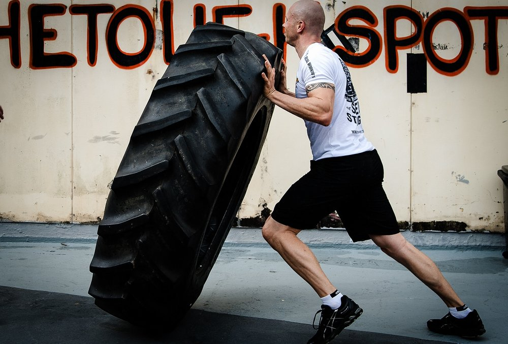 Greg Glassman started a fitness revolution with CrossFit.