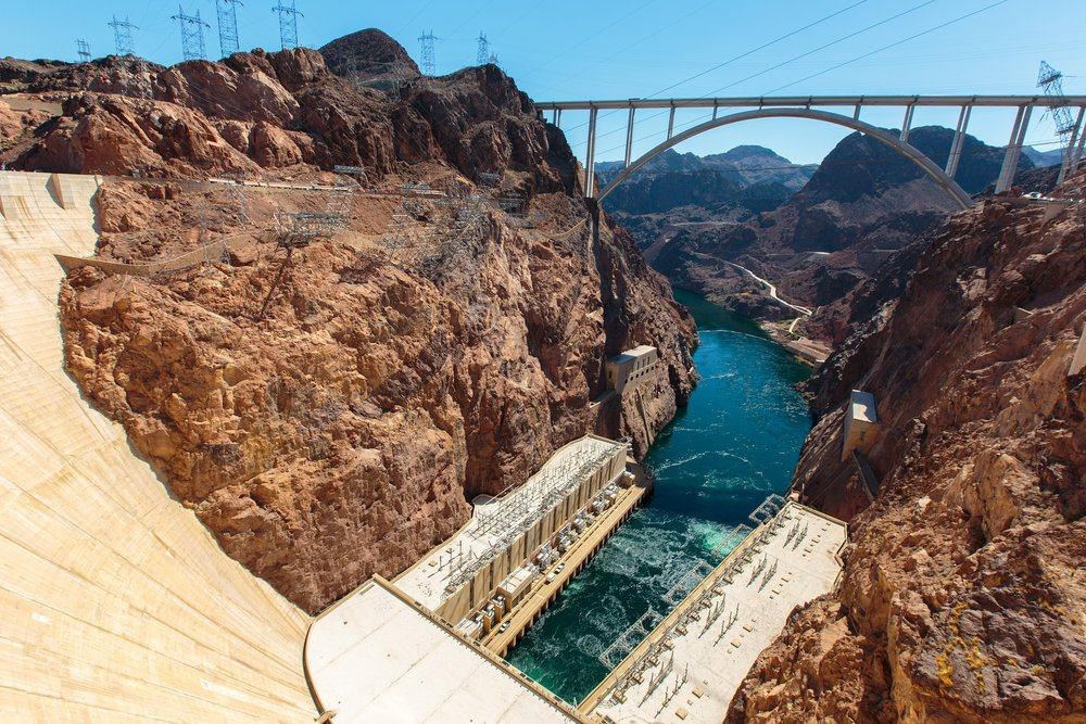 lake mead hoover damn