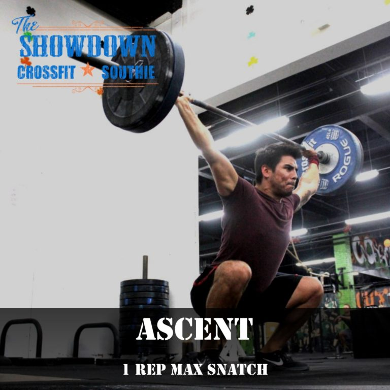 ASCENT CROSSFIT SOUTHIE