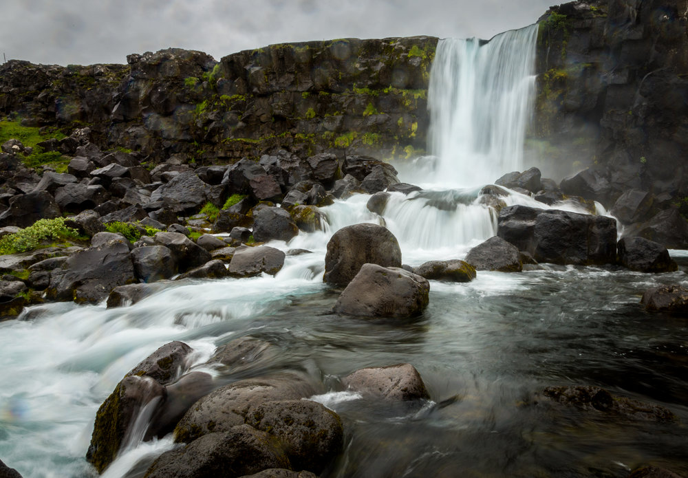 Iceland's water is 100% drinkable, but can sometimes reek of sulfur. Take a day and get over it quickly.
